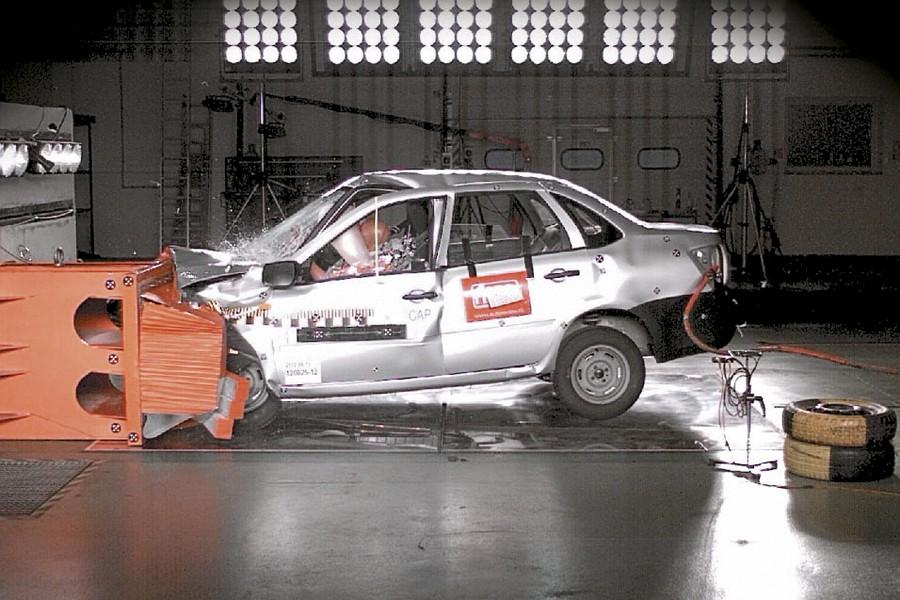 Краш тест амулет пружины передние на чери амулет