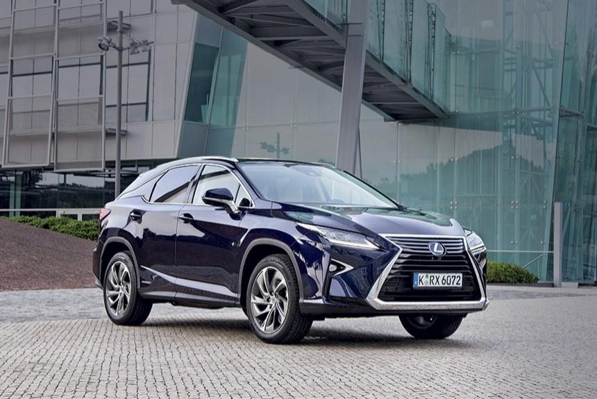 Чем удивил Илью Хлебушкина кроссовер Lexus RX нового поколения?