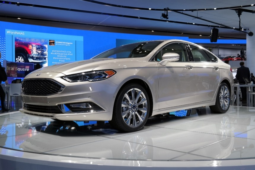 ford fusion 2012 американский