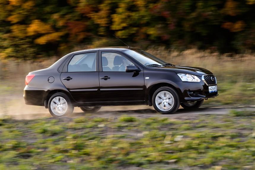 Datsun on-DO получил автомат