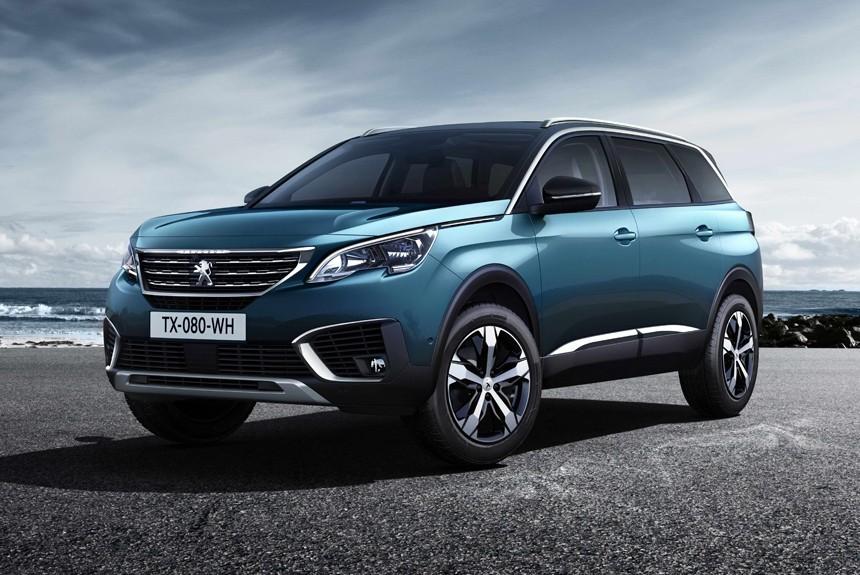 Peugeot 5008 нового поколения кроссовер вместо компактвэна