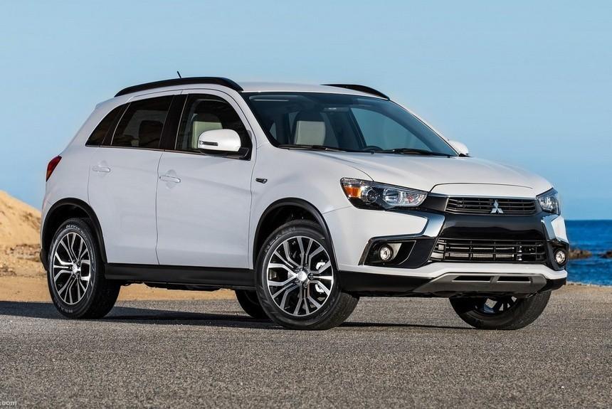 Новинка: Mitsubishi asx обновленный изоражения