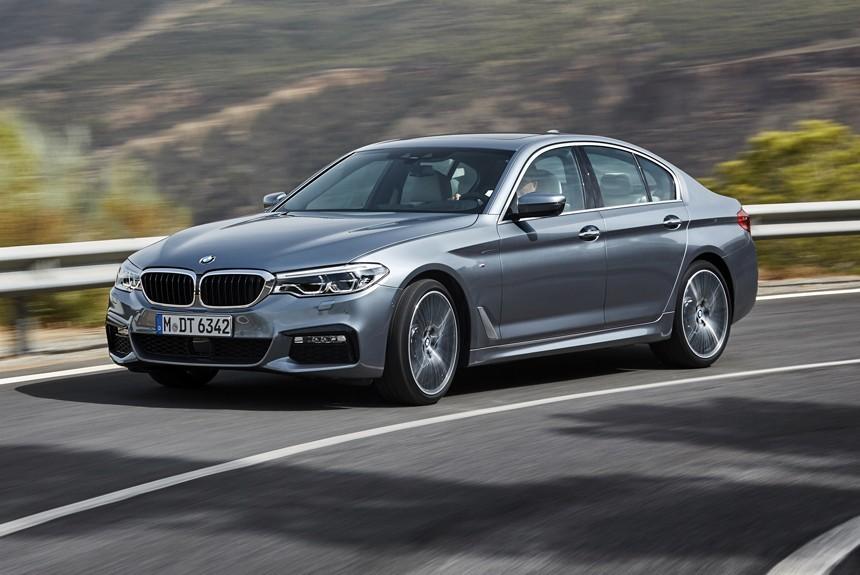 Новый BMW пятой серии: шасси от «семерки» и передовая электроника