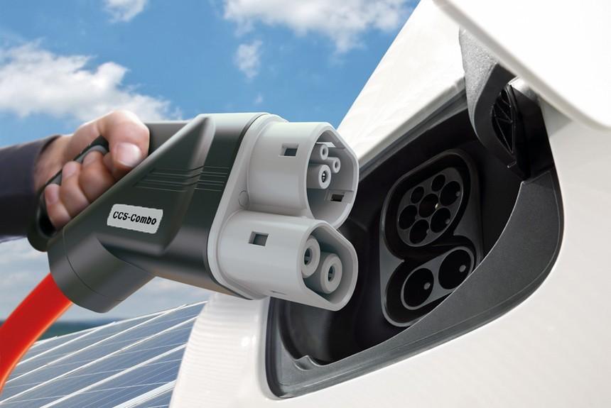 Крупнейшие автопроизводители создадут сеть быстрых зарядных станций вевропейских странах