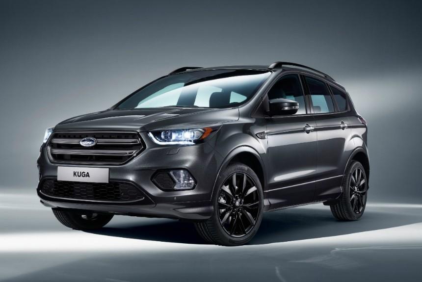 Обновленный Ford Kuga начали производить в Елабуге