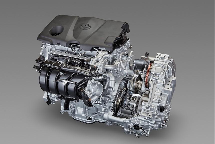 Тойота представила новый агрегат идве автоматические трансмиссии