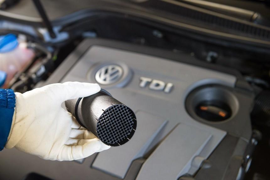 Volkswagen потерял из-за дизельгейта еще три миллиарда