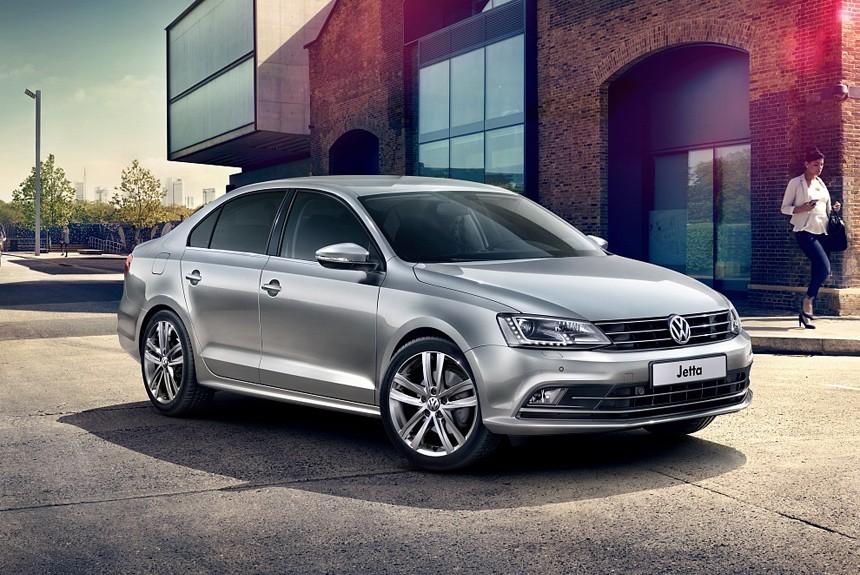 VW Jetta получил вРФ расширенные комплектации
