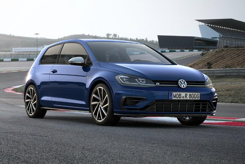 Улучшенный VW Golf Rполучил дополнительные 10 лошадиных сил