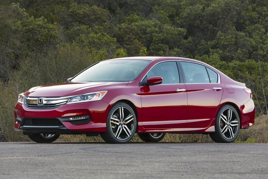 Honda Accord может вернуться в Европу