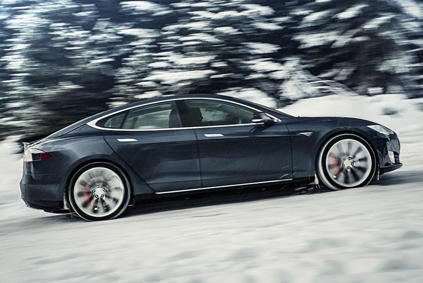 Автомобили Tesla будут официально реализовываться в Российской Федерации