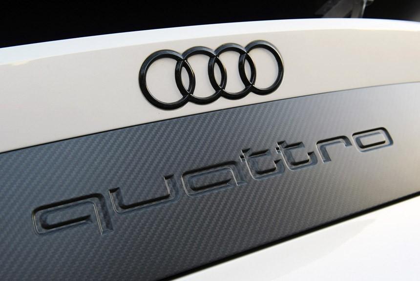Сконвейера сошёл восьмимиллионный автомобиль Ауди сполным приводом quattro