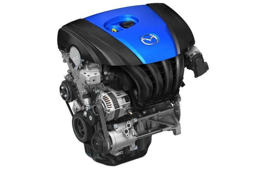 Революционный бензиновый двигатель без свечей зажигания дебютирует на новой Mazda3 - Mazda