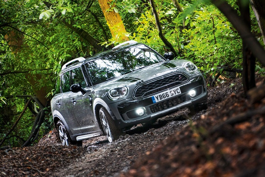 Новый Mini Countryman — английский das Crossover. Первый тест