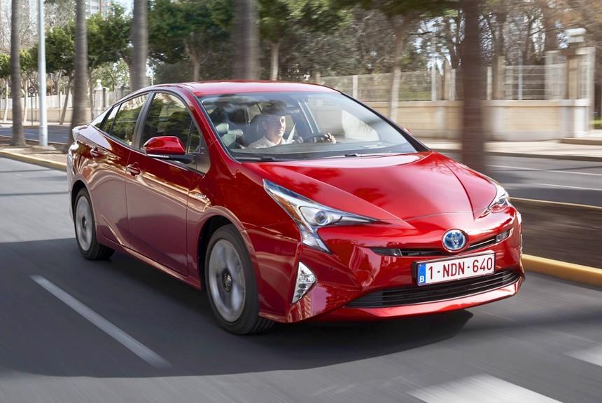 Toyota Приус заказ