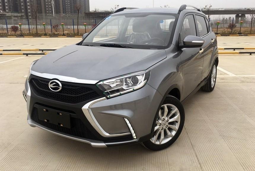 Китайский Landwind начал подделывать Lada - Lada