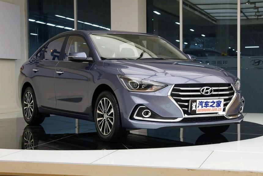 Вначале весны 2017г на рынке КНР стартуют продажи седана Хёндай Celesta