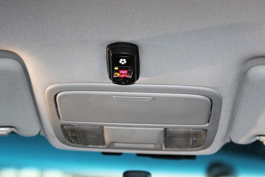 Установка кнопки глонасс на авто