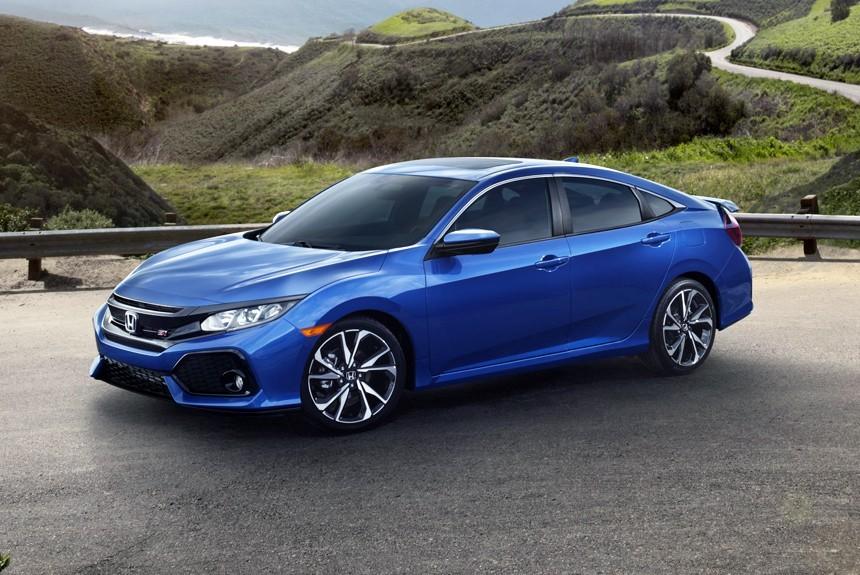 Article 159339 860 575 - Новая Honda Civic Si: умеренный заряд с механической коробкой
