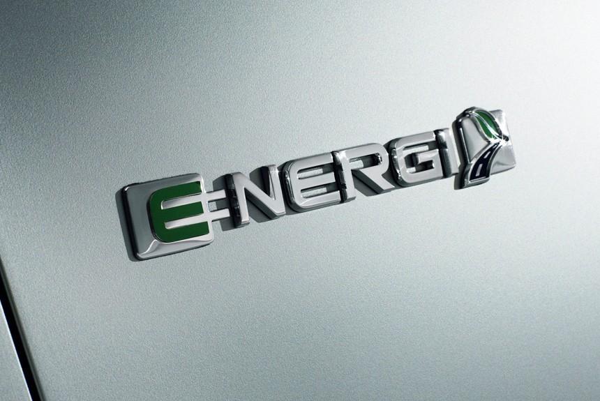 Форд будет выпускать гибриды иэлектромобили под брендом Energi