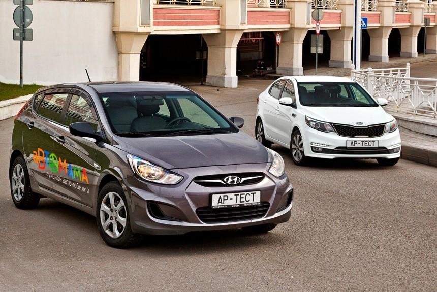 Стоит ли покупать Hyundai Solaris и Kia Rio на вторичном рынке?