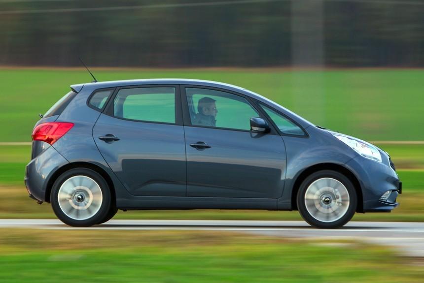 Автомобиль Киа  Venga больше непродается на русском  рынке