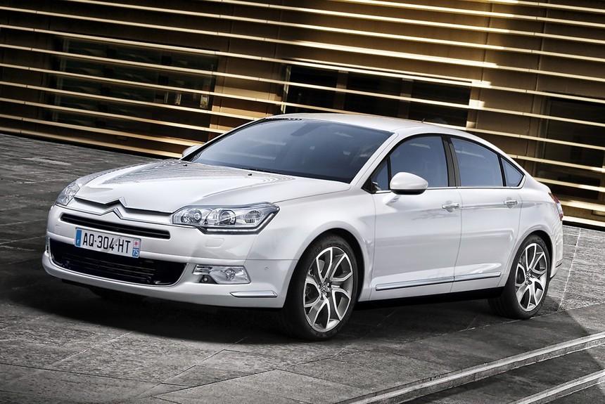Ситроэн перестал выпускать седан C5 для европейского рынка