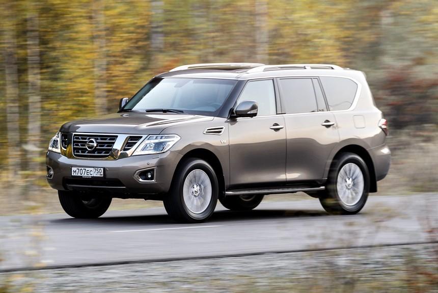 Картинки по запросу Nissan Patrol