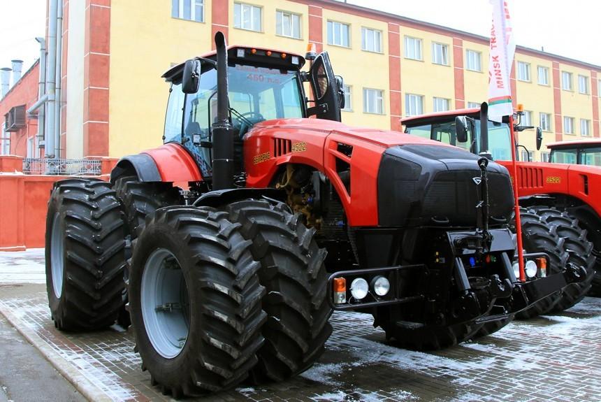 МТЗ предложит туристам собрать трактор за5 долларов