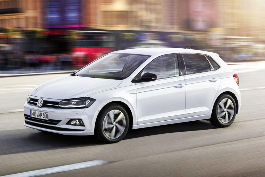 Смотреть Смотри! Обновленный Volkswagen Polo 2019 года видео