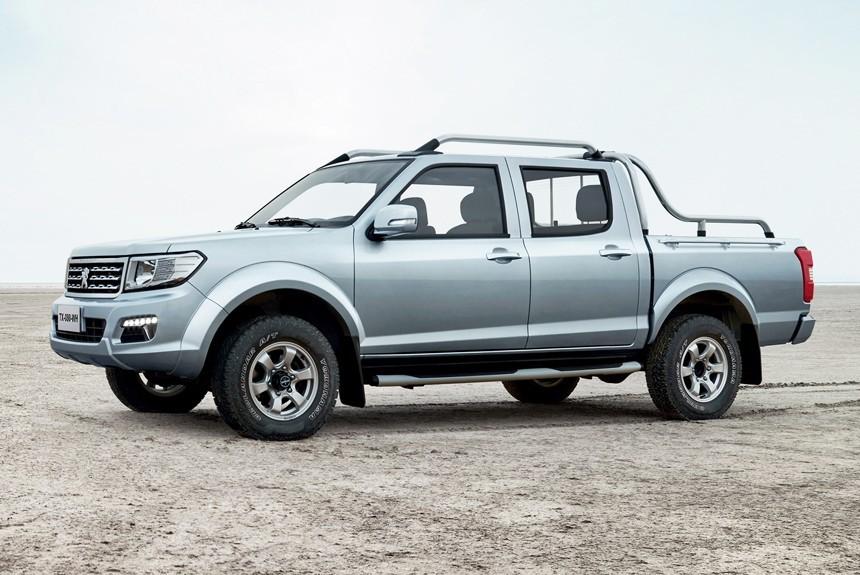 Peugeot (Пежо) выпустит пикап Pick Upдля африканского рынка