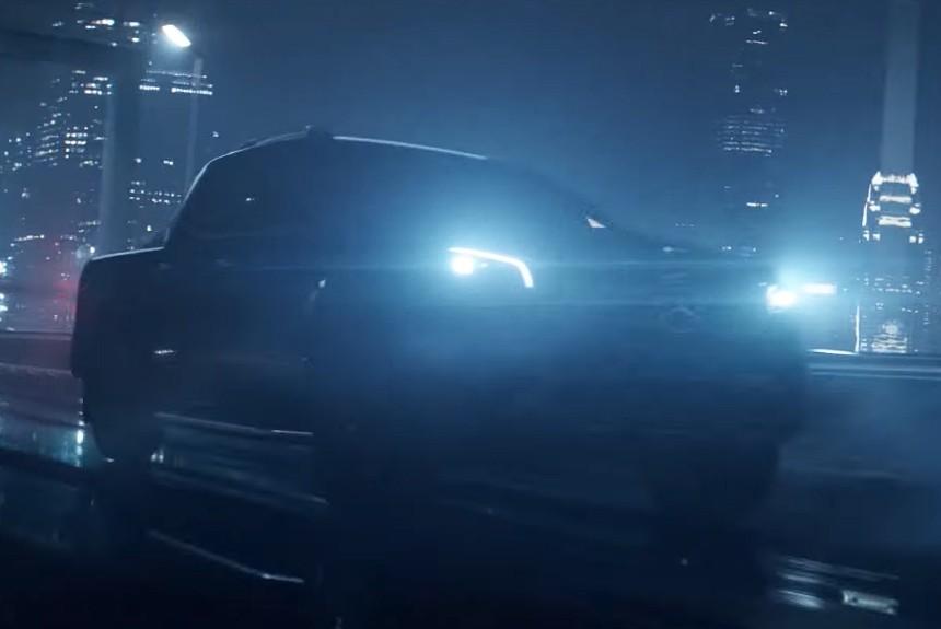 Benz запустил всерийное производство улучшенный S-Class