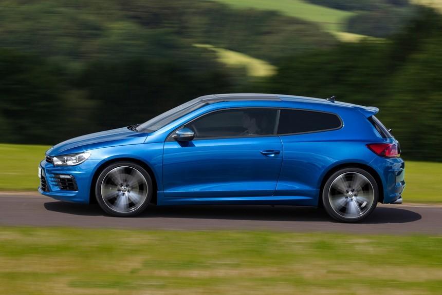 Volkswagen Scirocco уходит на покой