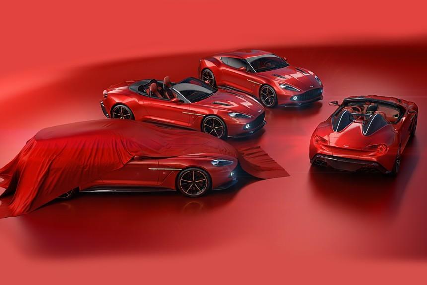 Zagato превратила Aston Martin вуниверсал