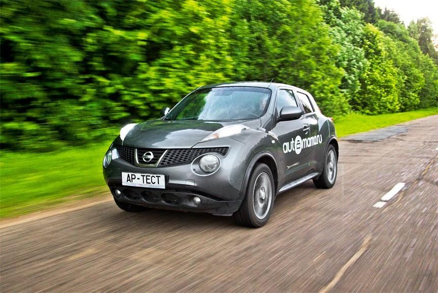 Жучиный сок: надежен ли подержанный Nissan Juke?