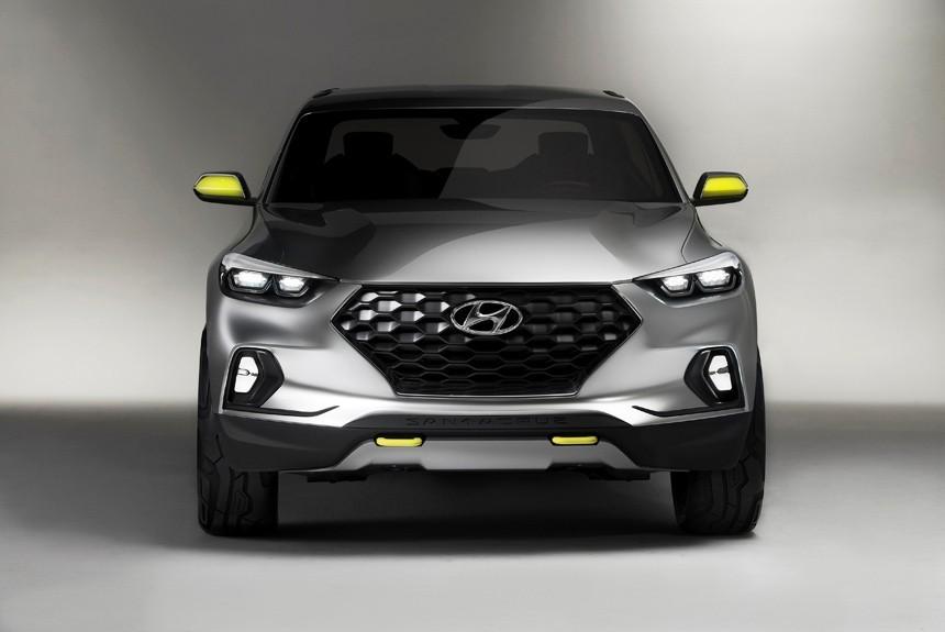 Hyundai готовит пикап для американского рынка