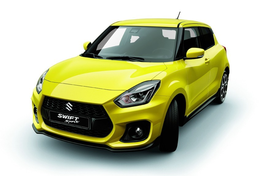 Известны характеристики нового хот-хэтча Suzuki Swift Sport