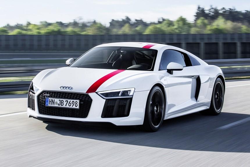 суперкар Audi R8 Rws задний привод для пуристов авторевю