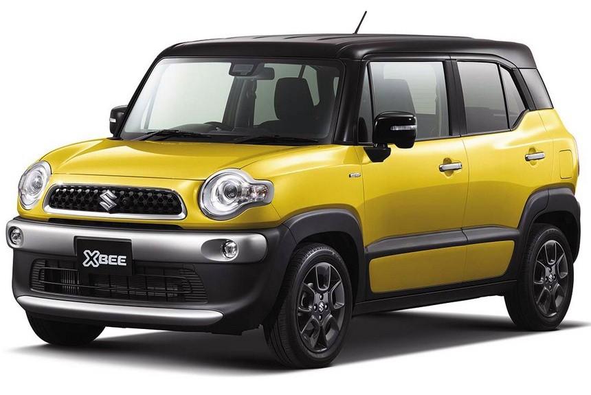 Сузуки представит новый кей-кар Xbee ксередине осени