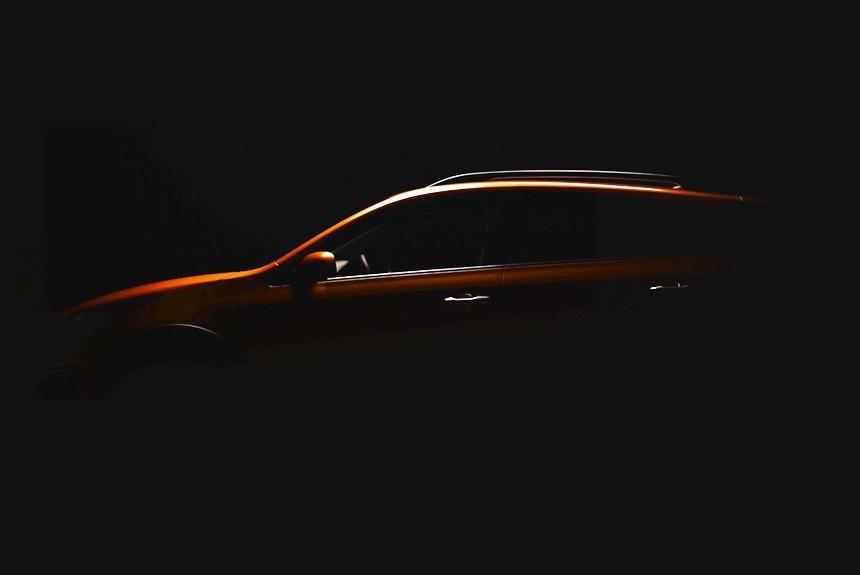 Kia готовит кросс-хэтчбек X-Line скоро премьера в России
