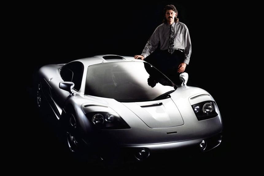 Фирма Gordon Murray наладит выпуск наследника купе Mc Laren F1