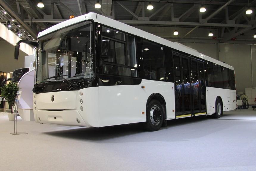 Автобус «НЕФАЗ» для аэропортов представлен в столице России