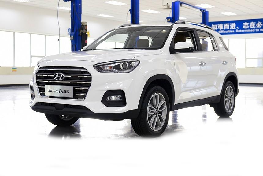 Кроссовер Hyundai ix35 второго поколения готов к производству