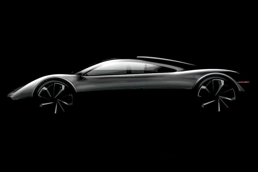 Gordon Murray Automotive разрабатывает новое спортивное купе
