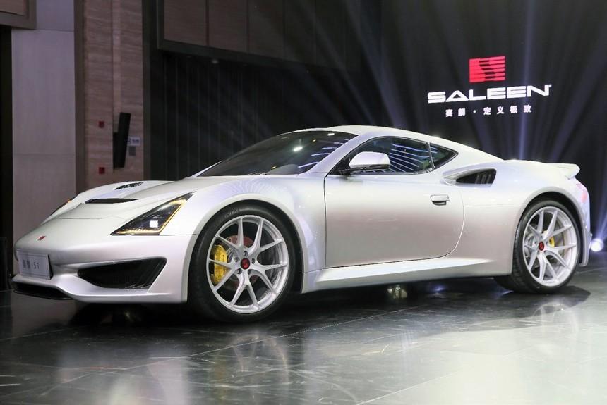 Представлен суперкар Saleen S1 с двигателем от Фокуса