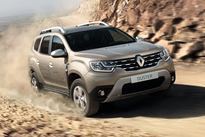 Новый Duster теперь под маркой Renault