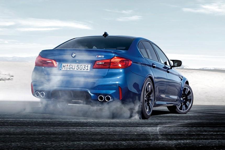 Подразделение BMW M: выпуск гибридов неизбежен