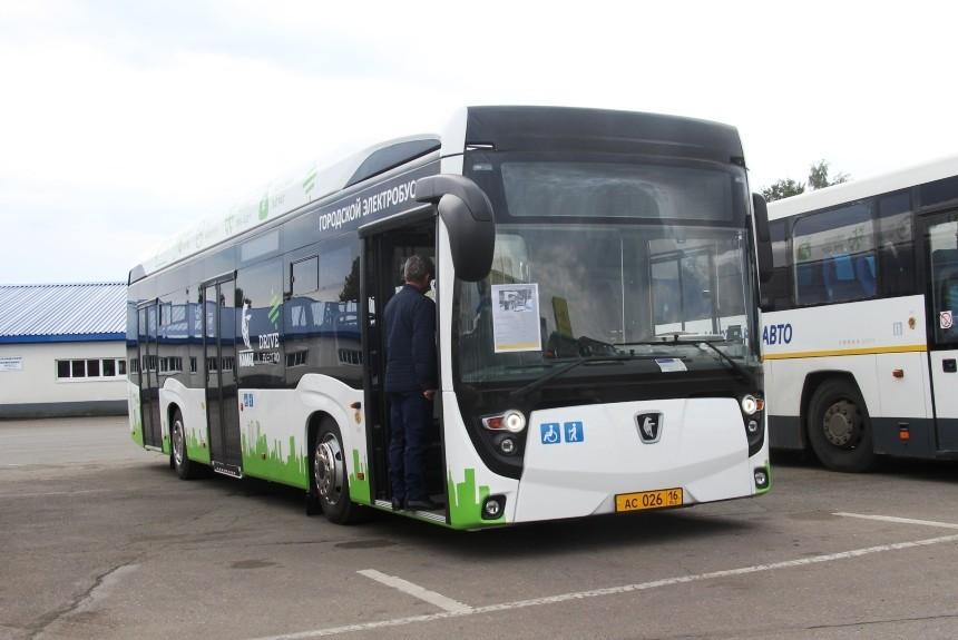 Мосгортранс объявил конкурс напоставку 300 электробусов