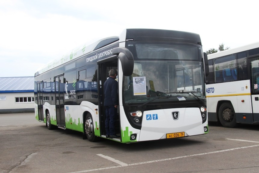 Мосгортранс объявил конкурсы назакупку 300 электробусов за32 млрд руб.