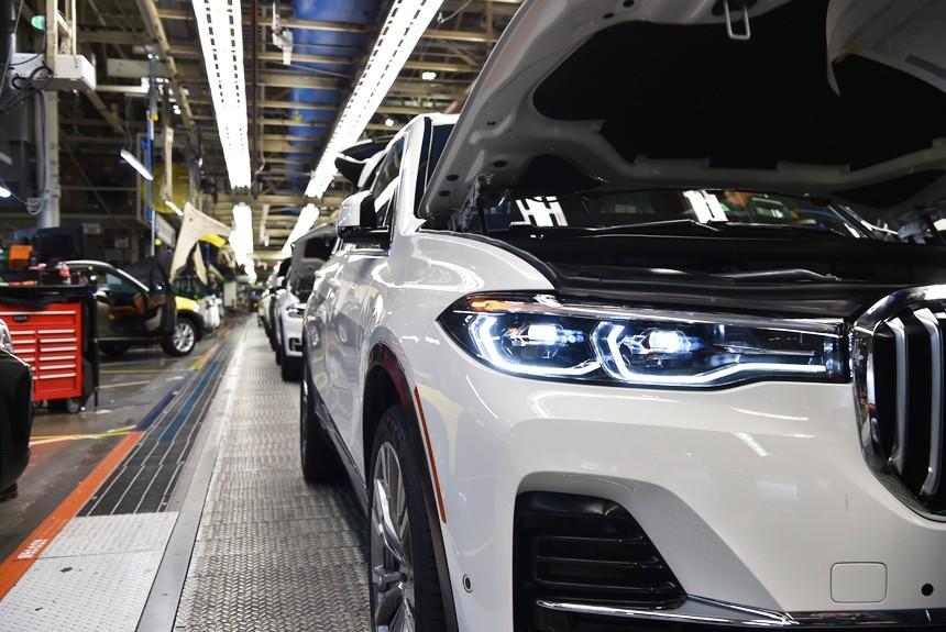 05d36fb527637 Серийный кроссовер BMW X7 представят в ноябре — Авторевю